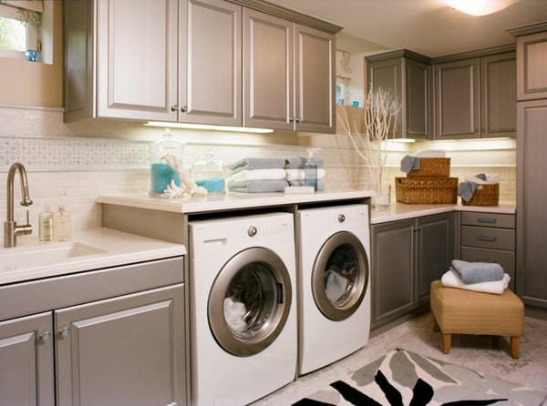 Laundry Room Design Ideas-09-1 Kindesign