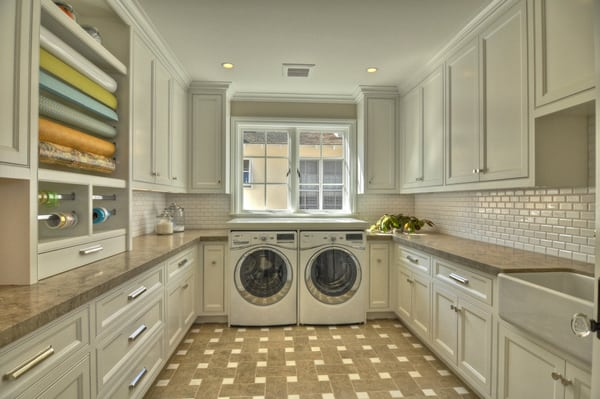 Laundry Room Design Ideas-11-1 Kindesign
