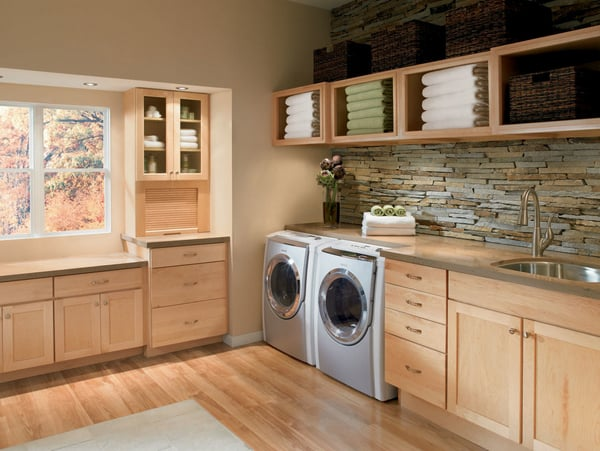 Laundry Room Design Ideas-13-1 Kindesign