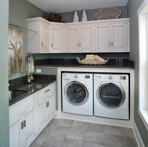 Laundry Room Design Ideas-15-1 Kindesign
