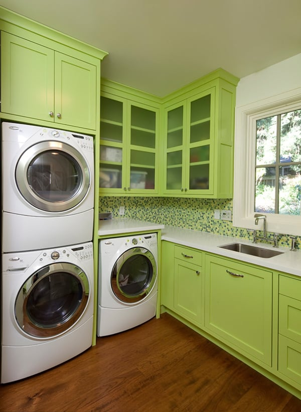 Laundry Room Design Ideas-18-1 Kindesign