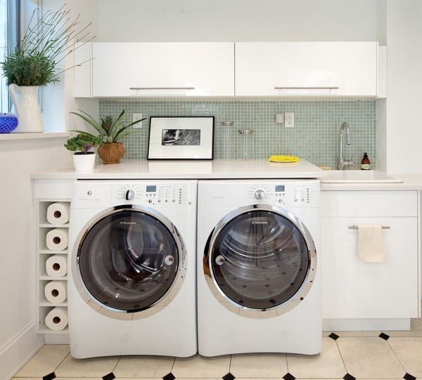 Laundry Room Design Ideas-25-1 Kindesign