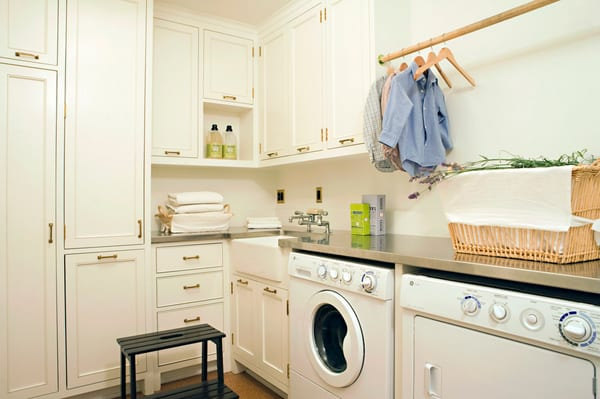 Laundry Room Design Ideas-27-1 Kindesign