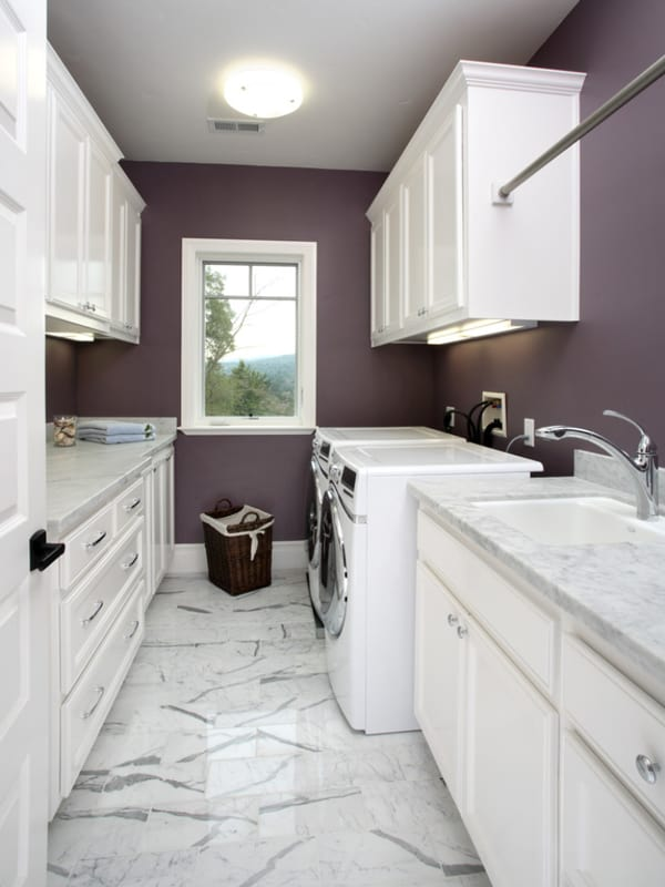 Wonderfully Clever Laundry Room Design Ideas - Bathroom laundry room design ideas
