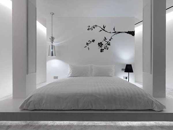 Minimalist Bedroom Ideas-06-1 Kindesign