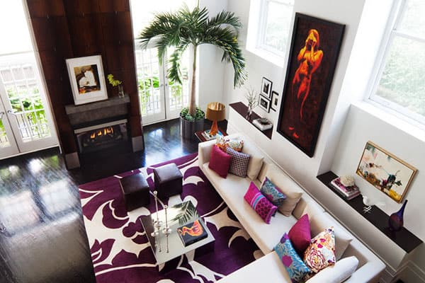 featured posts image for Striking display of modern loft interiors in Chelsea