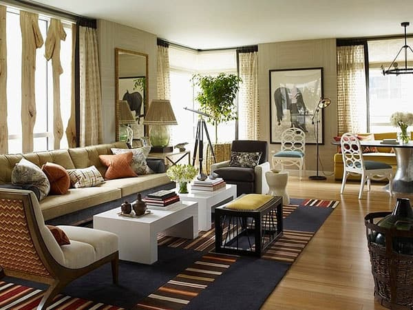 featured posts image for Stylish and eco-friendly Riverhouse Apartment