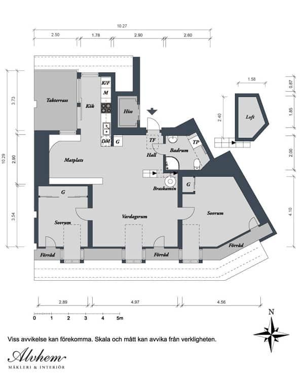 Rose Street Apartment-34-1 Kindesign