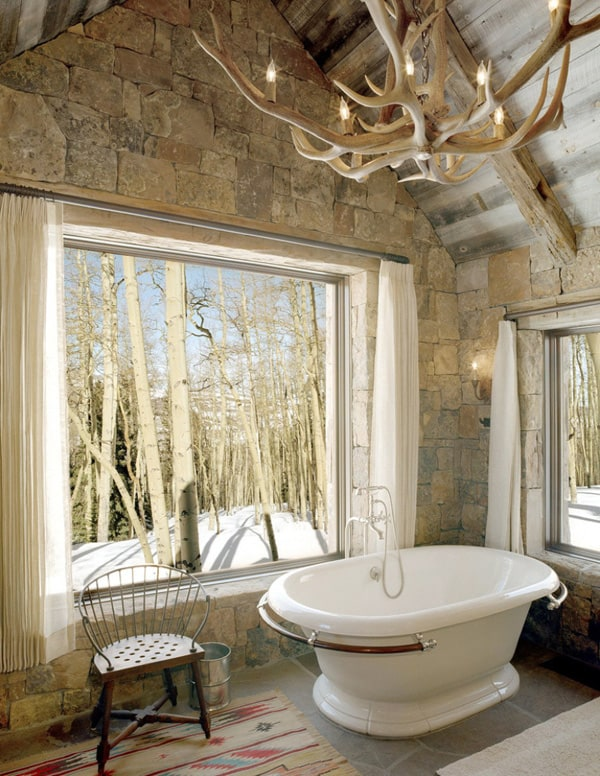 Rustic Barn Bathrooms-02-1 Kindesign