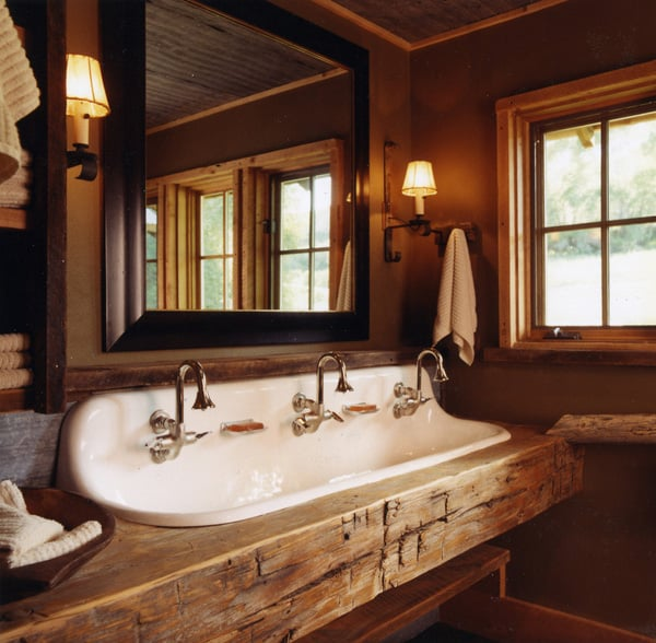 Rustic Barn Bathrooms-22-1 Kindesign