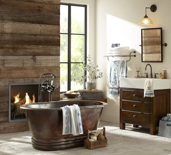 Rustic Barn Bathrooms-51-1 Kindesign