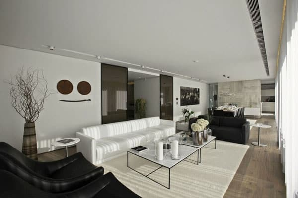 featured posts image for Gorgeous modern property in Istanbul: S House