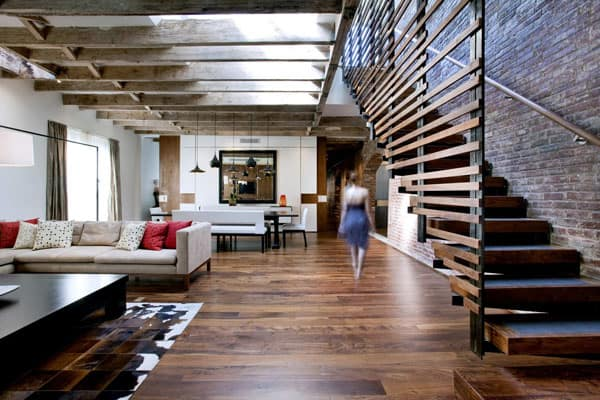 TriBeCa Loft Residence-01-1 Kindesign