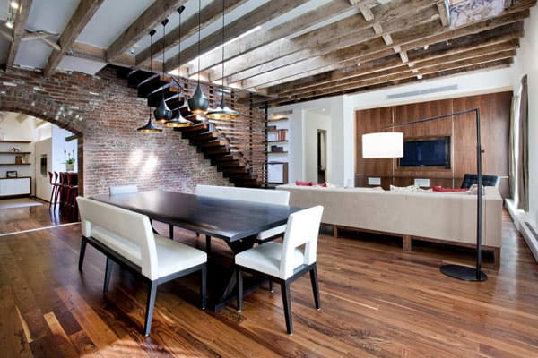 TriBeCa Loft Residence-02-1 Kindesign