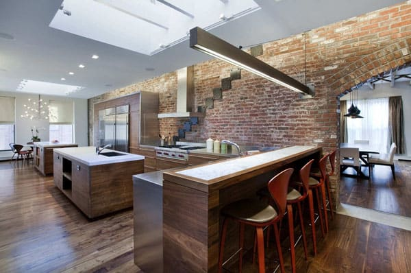 TriBeCa Loft Residence-04-1 Kindesign