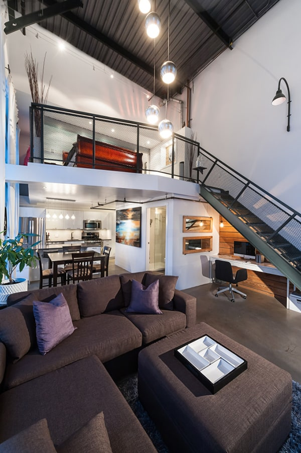 featured posts image for Stunning modern loft in Mount Pleasant, Vancouver