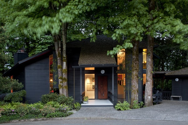 featured posts image for Modern retreat in Portland: Arboretum Residence