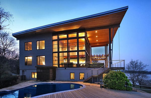 Spectacular Home Overlooking Chesapeake Bay