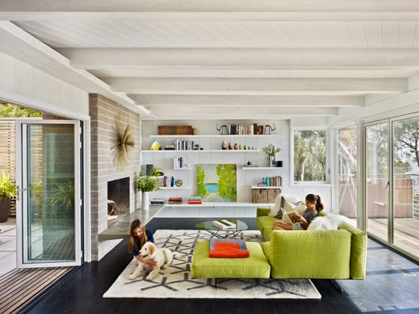 Berkeley Hills House Yamamar Design 01 1 Kindesign. This Decaying Mid  Century Modern ...