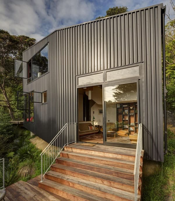 featured posts image for Spectacular Blackpool tree house on Waiheke Island