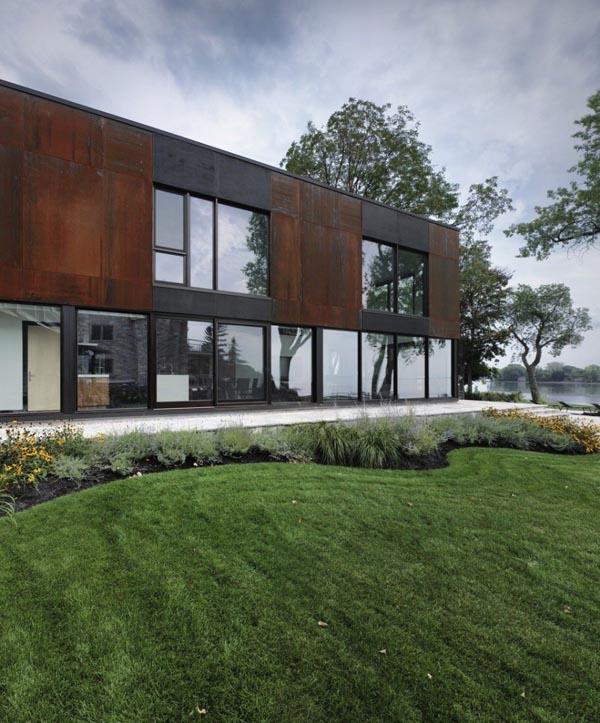 Bord-du-Lac House-Henri Cleinge-04-1 Kindesign