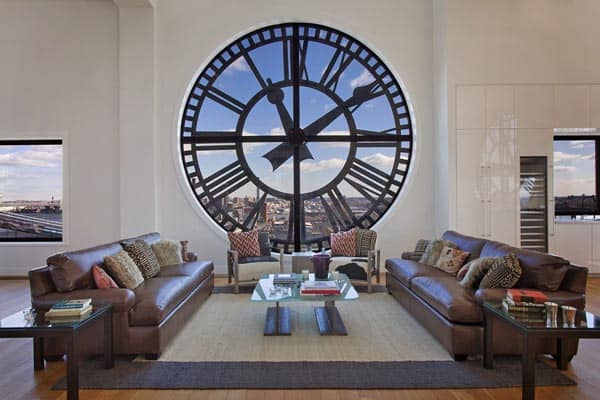 featured posts image for Insane Clock Tower turned penthouse in DUMBO