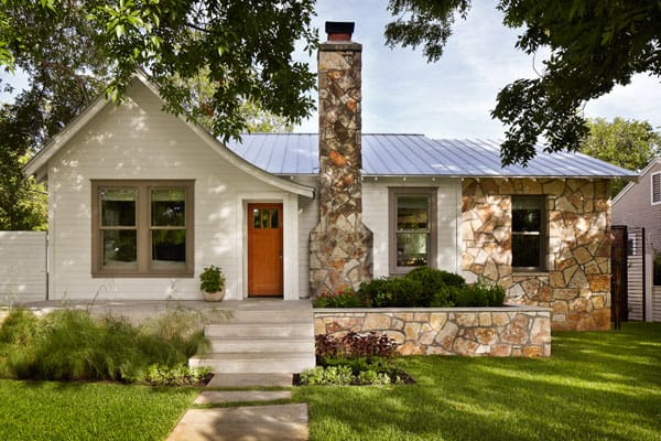 featured posts image for Exceptional renovation in Austin: Goodrich Residence