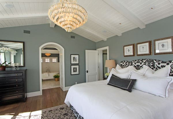 Gray Interior Paint Ideas-03-1 Kindesign