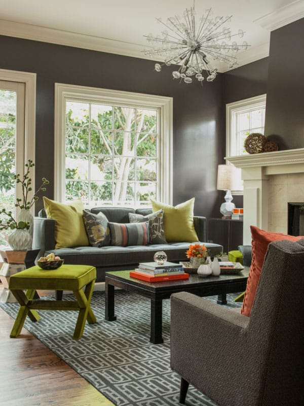 Gray Interior Paint Ideas-07-1 Kindesign