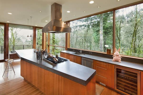 Modern Pad Featured In Twilight Saga Hoke Residence