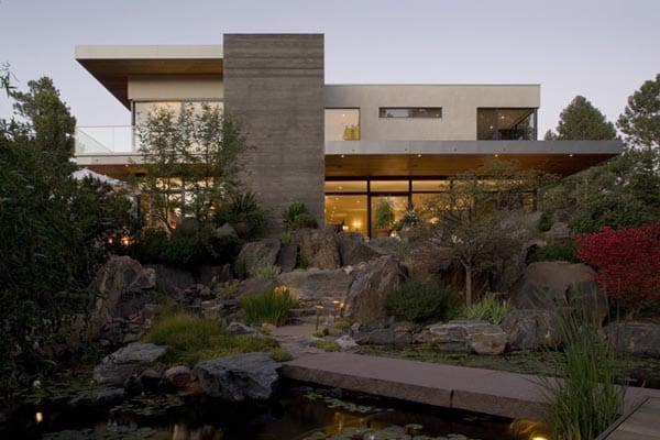 featured posts image for Sophisticated modern living in Colorado: Kern Residence