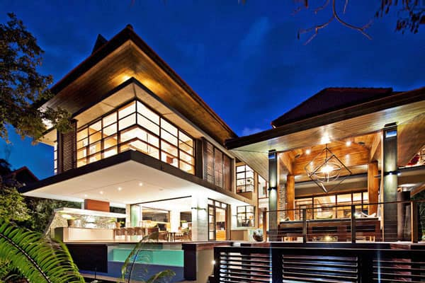 featured posts image for South African dream house in Zimbali forest estate