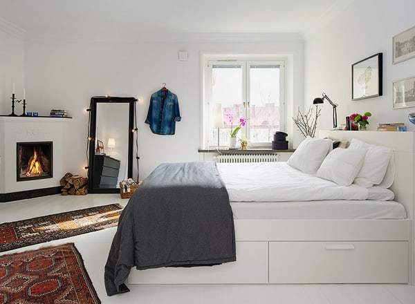 60 unbelievably inspiring small bedroom design ideas - How To Decorate A Small Bedroom