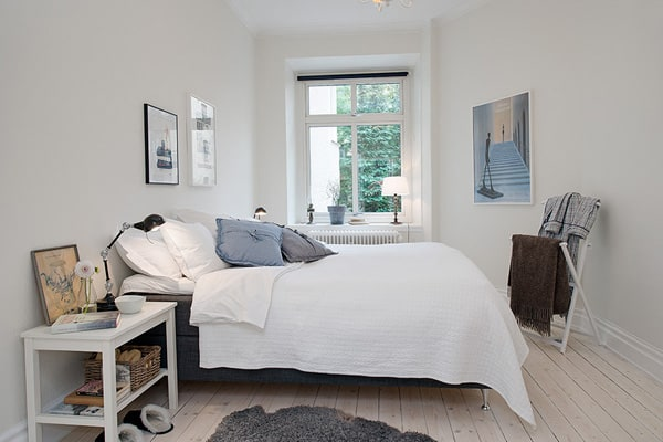 Small Bedroom Ideas-11-1 Kindesign