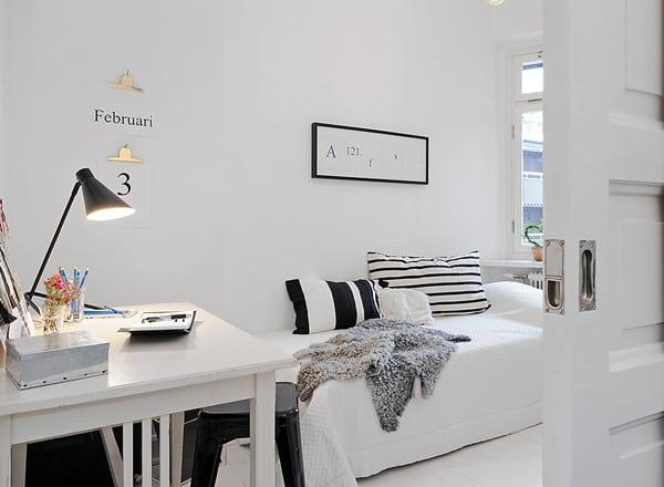 Small Bedroom Ideas-20-1 Kindesign