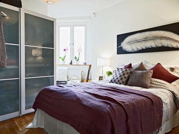 Small Bedroom Ideas-58-1 Kindesign