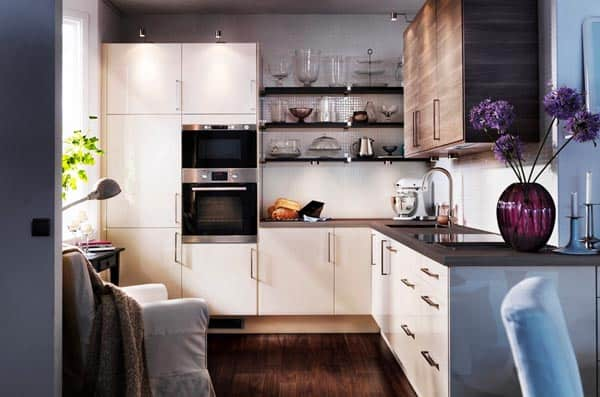 Small Kitchen Ideas-18-1 Kindesign