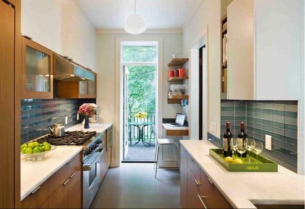Small Kitchen Ideas-21-1 Kindesign