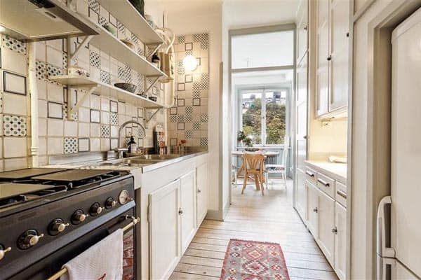 Small Kitchen Ideas-38-1 Kindesign