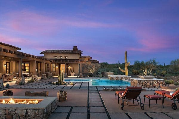 featured posts image for Whisper Rock Residence by Tate Studio Architects