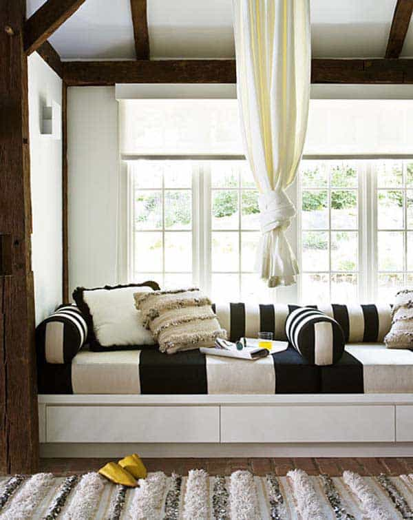 Window Seat Ideas-21-1 Kindesign