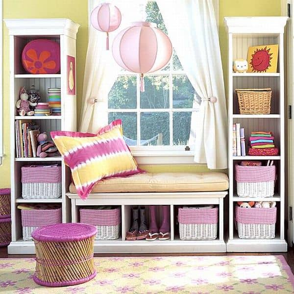 Window Seat Ideas-30-1 Kindesign