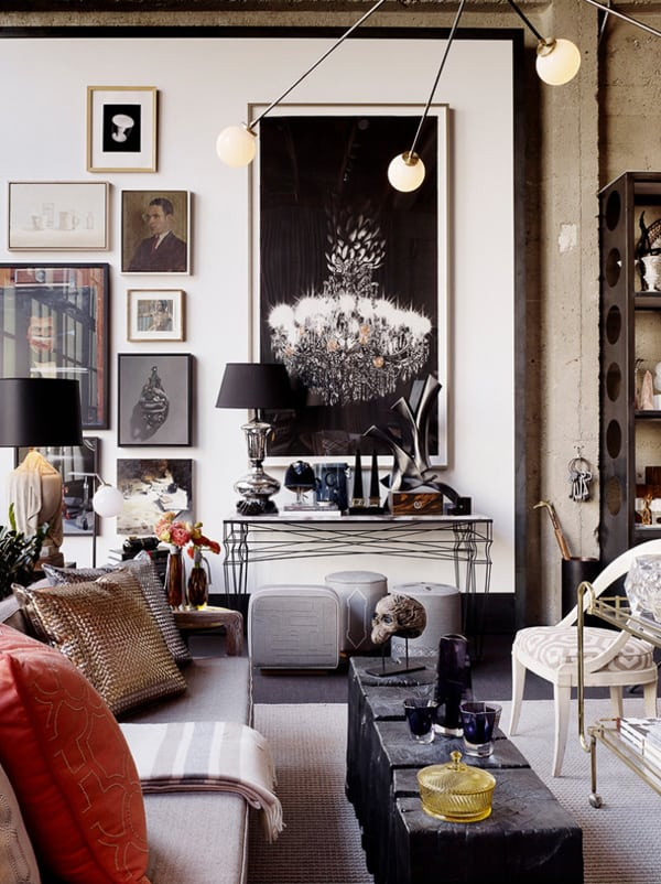 featured posts image for 58 Stylish ways to transform ordinary walls into art gallery walls