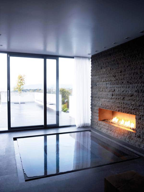 Bathroom Fireplace Ideas-15-1 Kindesign