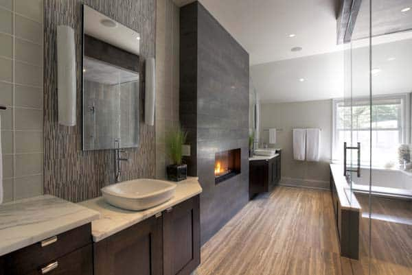 Bathroom Fireplace Ideas-23-1 Kindesign