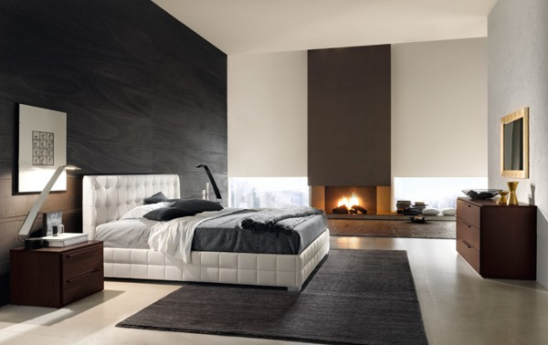 Bedroom Fireplace Ideas-05-1 Kindesign