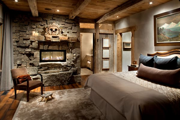 Bedroom Fireplace Ideas-08-1 Kindesign