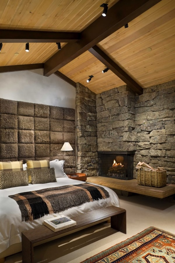 Bedroom Fireplace Ideas-14-1 Kindesign