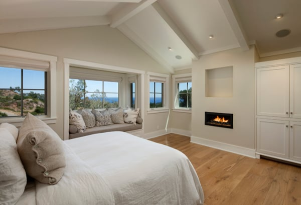 Bedroom Fireplace Ideas-16-1 Kindesign