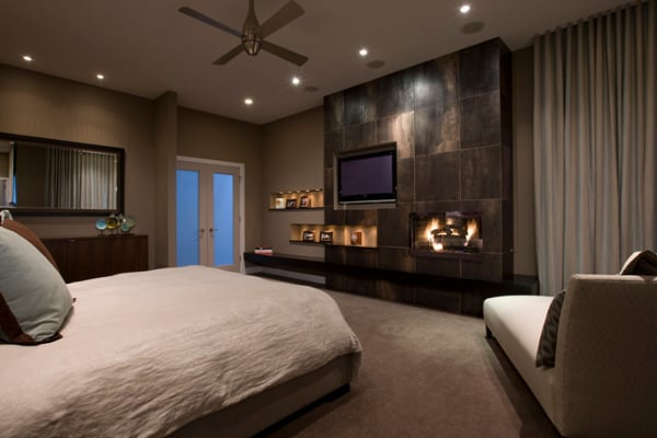 Bedroom Fireplace Ideas-18-1 Kindesign